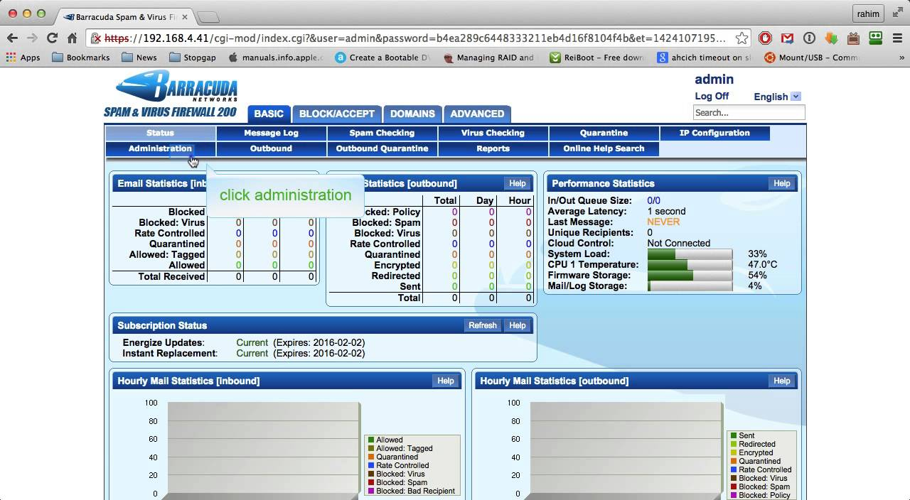 Comprar Barracuda Spam Firewall en Antimalwares España