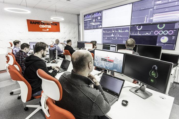 Servicio de Seguridad informática 24x7 en Antimalwares