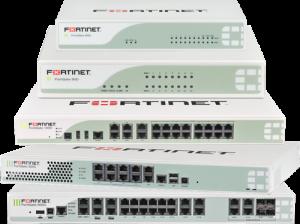 FortiGate Firewall de próxima generación