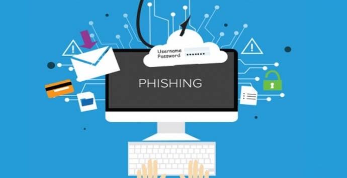 Algunos tipos de Phishing
