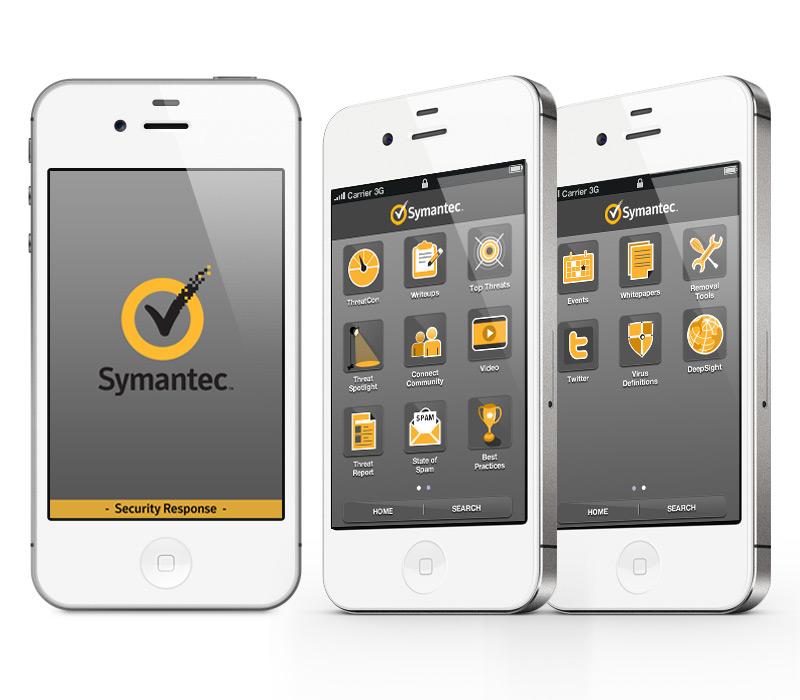 Soluciones de Symantec para dispositivos mobiles