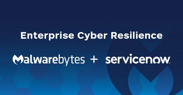 Integración de Malwarebytes con ServiceNow para respuesta a incidentes