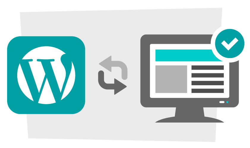 Actualizar WordPress para securizar tu web