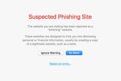Estafas de phishing