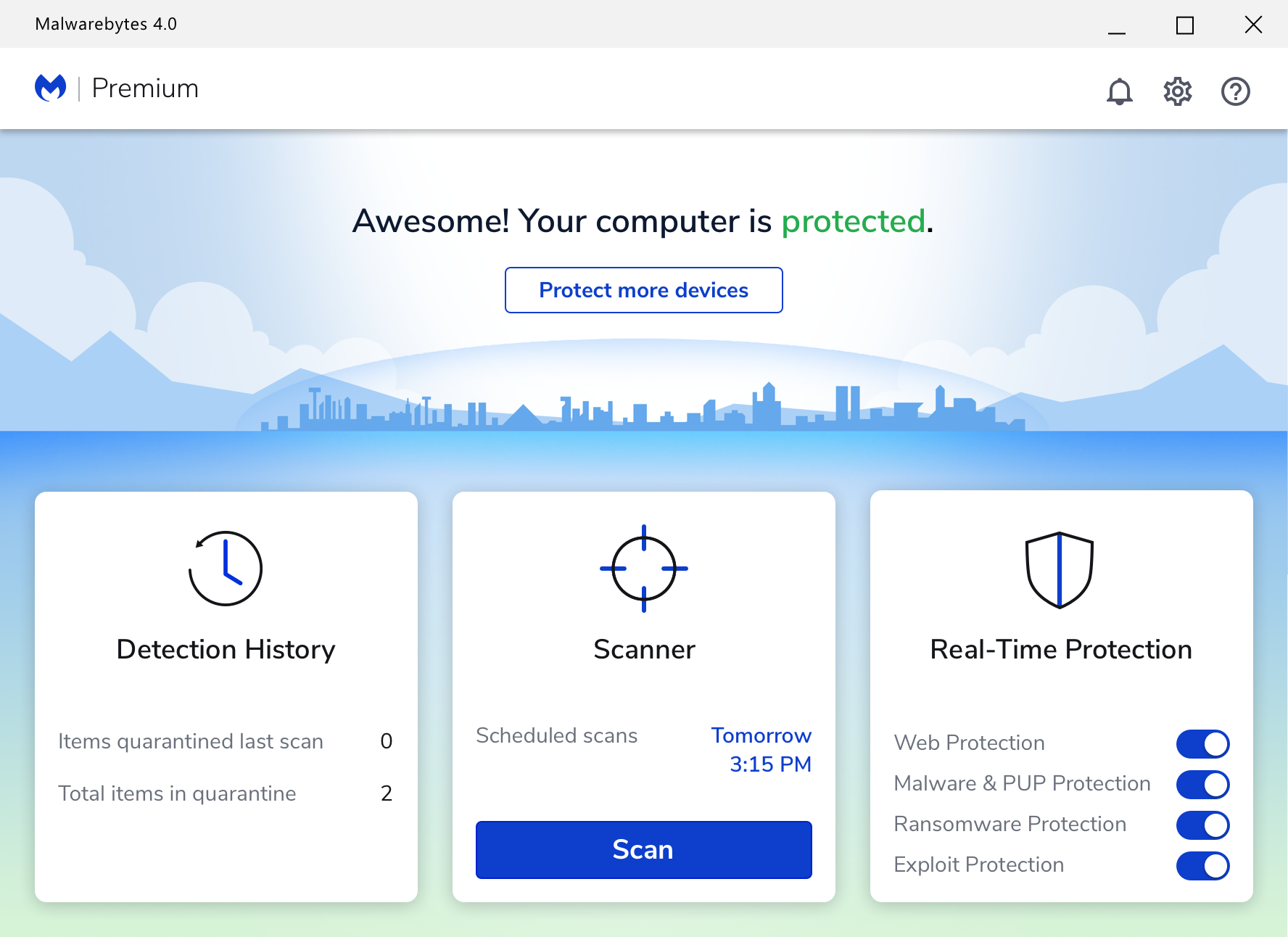 Licencias de Malwarebytes Premium 4.0 en España