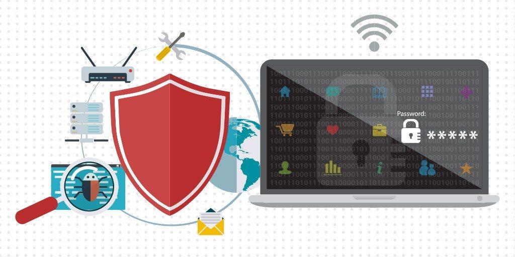 Conjunto de herramientas de seguridad informatica