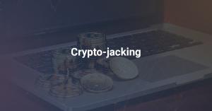 Criptojacking basado en web