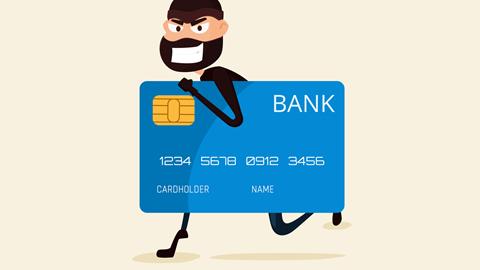 Robo de tarjetas de crédito en la red